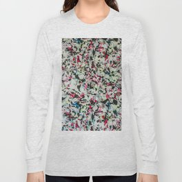 Shopping Mall Mural Long Sleeve T-shirt