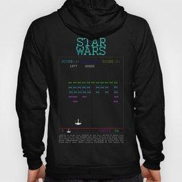 St@r Wars 8-bit arcade Hoody