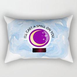 Under My Spell Rectangular Pillow