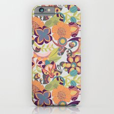 Birds in the fall iPhone 6 Slim Case
