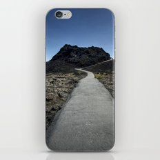 craters of the moon. iPhone & iPod Skin