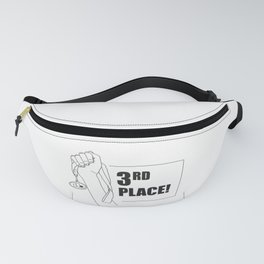 3rd Place! Fanny Pack
