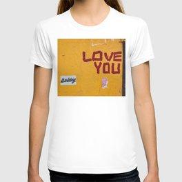 Love You, New York II T-shirt