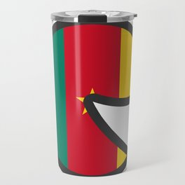 Cameroon Smile Travel Mug