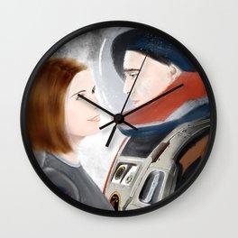 Don't Tell Anyone I Liked It Wall Clock