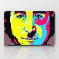 leon iPad Cases featuring Leon Mozes by shizoy