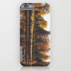 something incredible. iPhone 6s Slim Case
