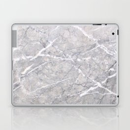 Through the Branches Grey Marble Laptop & iPad Skin
