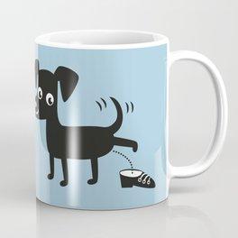 Must Be Monday, Dog Coffee Mug