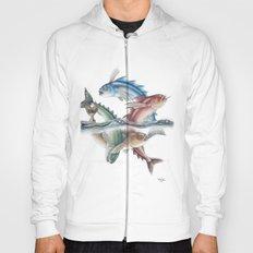 INKYFISH - Jumping Fish Hoody