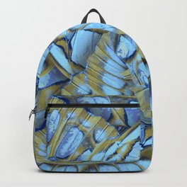 Blue Wings Backpack