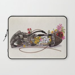THE GARDEN THAT YOU PLANTED Laptop Sleeve