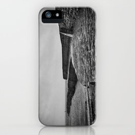 Lyme Regis Pier iPhone Case