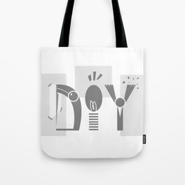Do It Yourself Tote Bag
