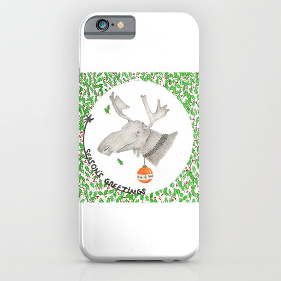 CHRISTMAS1 iPhone & iPod Case