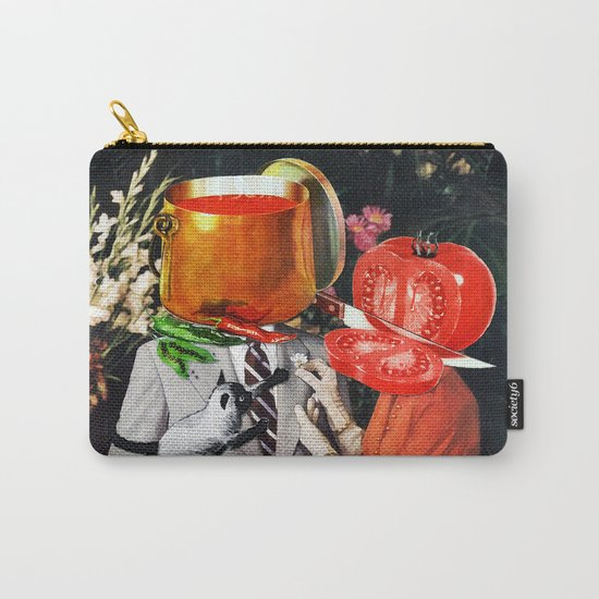 Hot Couple Carry-All Pouch