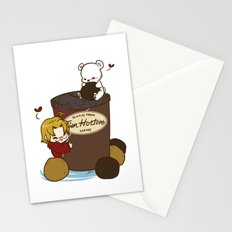 Hetalia - Canada Loves Timmies  Stationery Cards