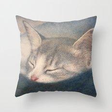 Pleasure... Throw Pillow