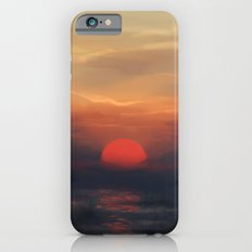 Red Sun Slim Case iPhone 6s