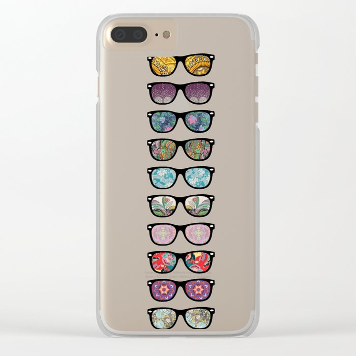 The Way I See It Clear iPhone Case