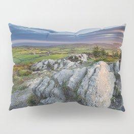 Lough Hyne sunset Pillow Sham