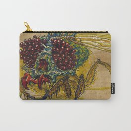 Skull Fly Carry-All Pouch