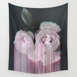 Fall In Rose Wall Tapestry