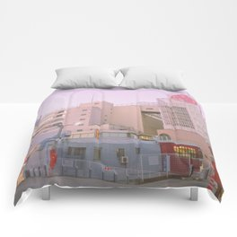 What We Dreamt About That Night Comforters