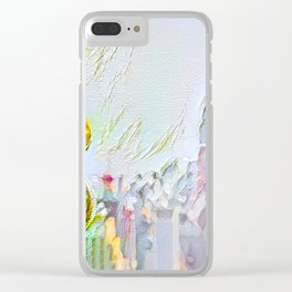 New York Colore Clear iPhone Case