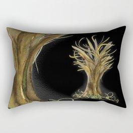 The Fortune Tree #1 Rectangular Pillow