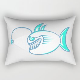 SELFIE-SH Rectangular Pillow