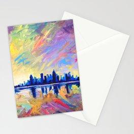 Brilliant Dawn Stationery Cards