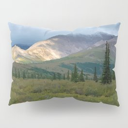 The Last Frontier 2, Denali National Park Pillow Sham