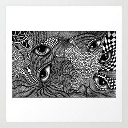 [sensus] Art Print