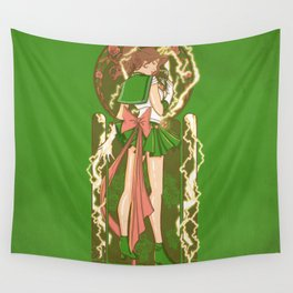Before the Storm - Sailor Jupiter nouveau Wall Tapestry
