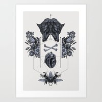 The Panoply Plate 03 Art Print
