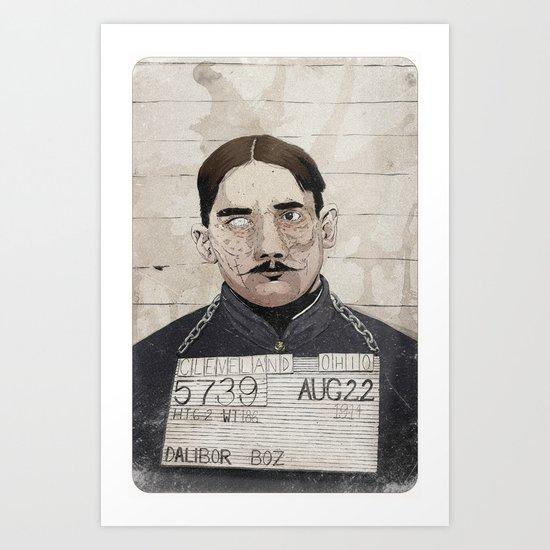 Dalibor Boz Art Print