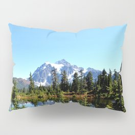 Mountains Are Calling Pillow Sham