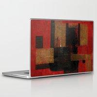 sagittarius Laptop & iPad Skins featuring Sagittarius by Fernando Vieira