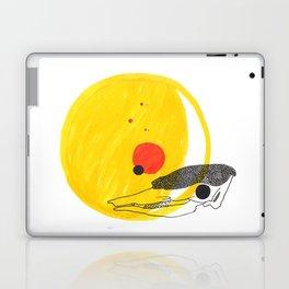 Desert Sun Skeleton Laptop & iPad Skin