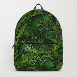 Forest Texture Backpack