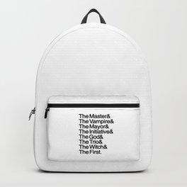 The Big Bads Backpack