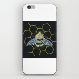 Bumble Bee iPhone Skin