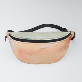 spring sky over tuscany Fanny Pack