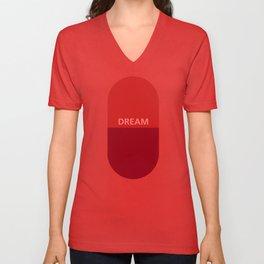 DgM DREAM PILL Unisex V-Neck