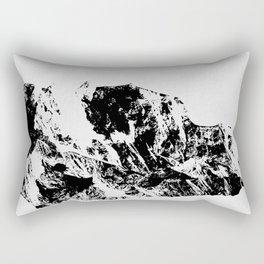 Mountains II Rectangular Pillow