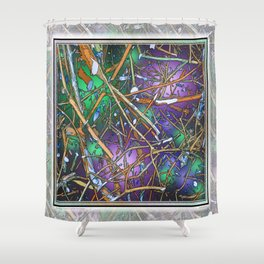 The Twiggs Theory of the Universe Shower Curtain