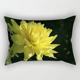 Yellow Passion Rectangular Pillow
