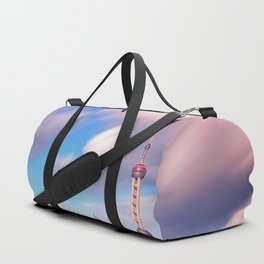 Shangai sky Duffle Bag
