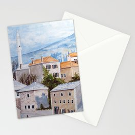 Mostar, Bosnia Stationery Cards
